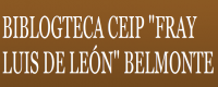 Ir al blog Biblogteca Fray Luis de León.