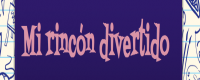 """Visitar el blog """"Mi Rincón Divertido""""."""